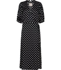 carolpw dr dresses wrap dresses svart part two