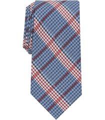 perry ellis men's koval classic plaid tie