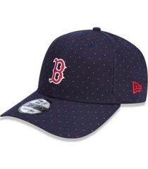 boné 940 boston red sox mlb aba curva snapback new era
