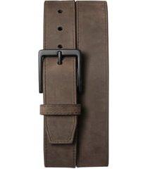 men's shinola utility nubuck leather belt
