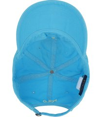 gorra margie blue polo ralph lauren unicolor ppc