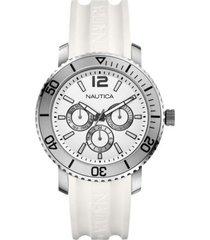 reloj outdoor blanco nautica