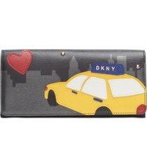 dkny bobi taxi wallet, created for macy's