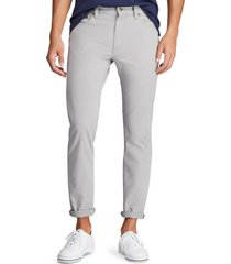 pantalon 5 bolsillos gris polo ralph lauren