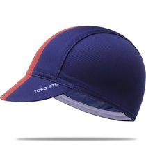 berretto flessibile traspirante beanie flessibile traspirante cappello cappellino sportivo resistente alla polvere ad asciugatura rapida