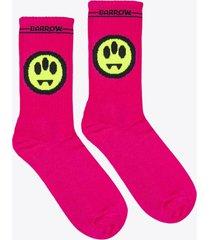 barrow smile logo socks