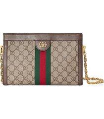 gucci small gg supreme shoulder bag -