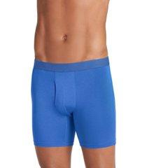 jockey men's flex 365 modal stretch boxer brief, created for macy's