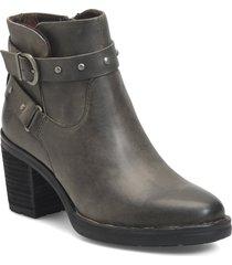 women's b?rn derica bootie, size 8.5 m - grey