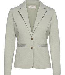 cranett blazer blazers business blazers grön cream