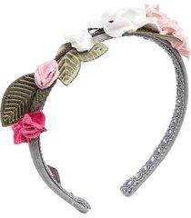monnalisa girl flower headband