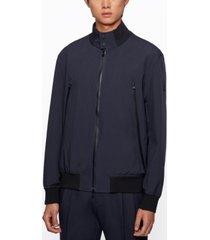 boss men's cinaro regular-fit blouson jacket