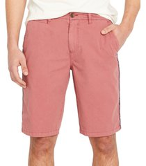 buffalo david bitton men's haplay woven shorts