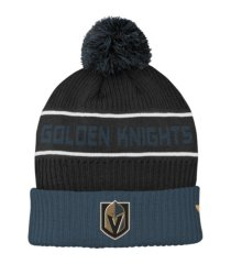 outerstuff youth vegas golden knights 2020 rinkside pom knit hat