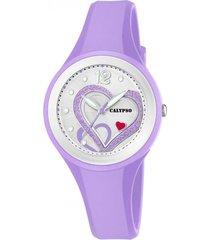 reloj k5751/2 multicolor calypso mujer trendy