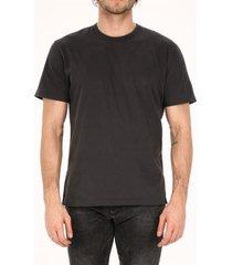 james perse cotton t-shirt gray