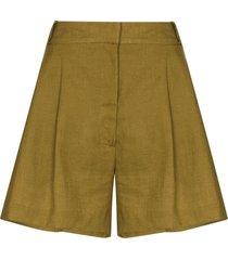 asceno madrid shorts - green