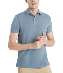 tommy hilfiger men's big & tall classic-fit ivy polo