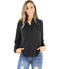 blusa sara negra jacinta tienda
