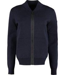 canada goose merino wool blend sweater