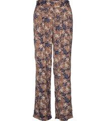 trousers vida byxor multi/mönstrad rosemunde