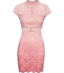 abito in pizzo (rosa) - bodyflirt boutique