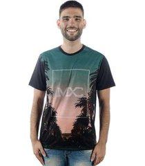 camiseta mxc brasil beach praia - masculino