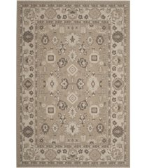 safavieh essence taupe and natural 6' x 9' sisal weave area rug