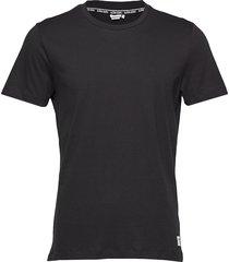 regular tee bbcentre bbcentre t-shirts short-sleeved svart björn borg