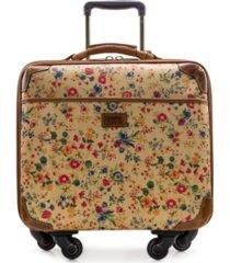 patricia nash velino suitcase