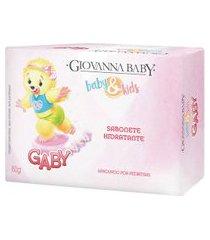 sabonete em barra giovanna baby - baby & kids rosa