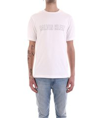 t-shirt korte mouw calvin klein jeans 00gms0k299