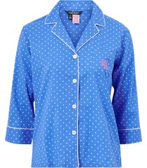 pyjamas notch collar pj set