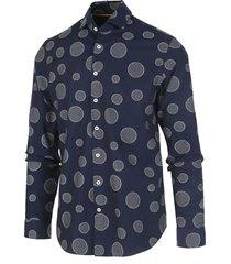 blue industry 1155.92 overhemd navy - blauw
