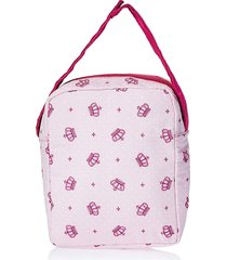 bolsa térmica - alan pierre baby - coroa rosa