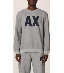 armani collezioni armani exchange sweatshirt sweatshirt men armani exchange