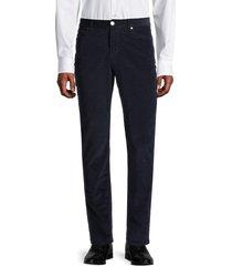 michael kors men's slim-fit corduroy pants - graphite - size 38