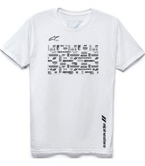 camiseta alpinestars lifestyle chaotic
