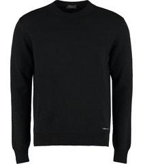 prada cashmere and silk blend sweater