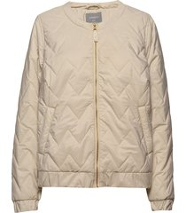 jacket agnes bomberjacka beige lindex