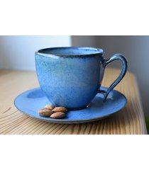 filiżanka ceramiczna indygo 270 ml