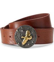handmade artisan sporting belt