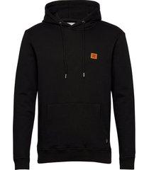 boozt piece hoodie hoodie trui zwart les deux