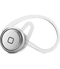 audifonos bluetooth, super mini ye-106 universal inalámbrico audifonos bluetooth manos libres  estéreo de cancelación de ruido auricular handfree auricular para teléfono (plata)