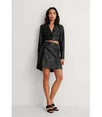 na-kd trend pu-kjol - black