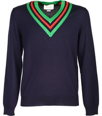 gucci wool pullover