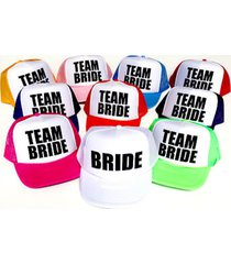 bride-to be-team-bride-hats, bridal-shower, bachelorette-party, wedding! hot!