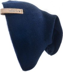 gorro de lana beanie epic blue flaw