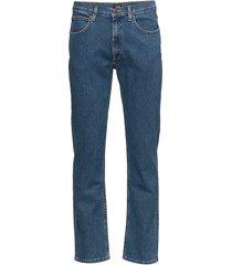 brooklyn straight jeans blå lee jeans