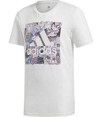 camiseta adidas doodle